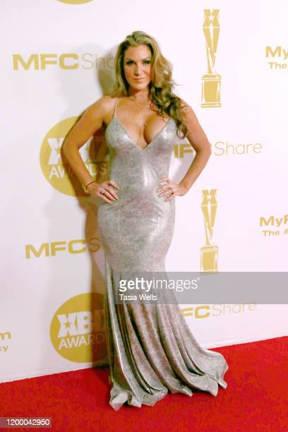 Kayla Paige attends the XBIZ Awards 2020 on January 16, 2020 in Los Angeles, California.