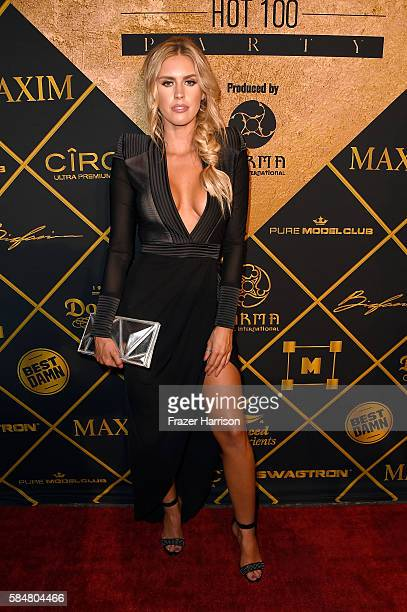 Kayla Rae Reid attends the 2016 MAXIM Hot 100 Party at the Hollywood Palladium on July 30 2016 in Los Angeles California
