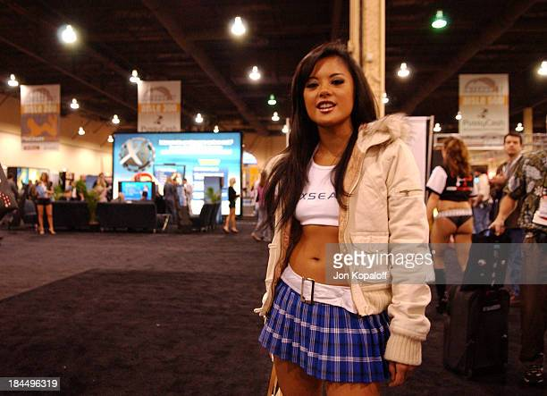 Kaylani Lei, Adult Film Star during Internext Las Vegas 2005 at Mandalay Bay Hotel Convention Center in Las Vegas, Nevada, United States.