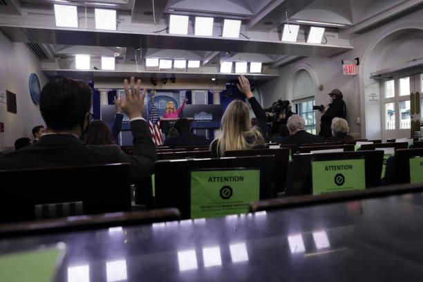 DC: White House Press Secretary Kayleigh McEnany Holds Briefing
