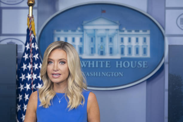 DC: White House Press Secretary Kayleigh McEnany Holds Briefing