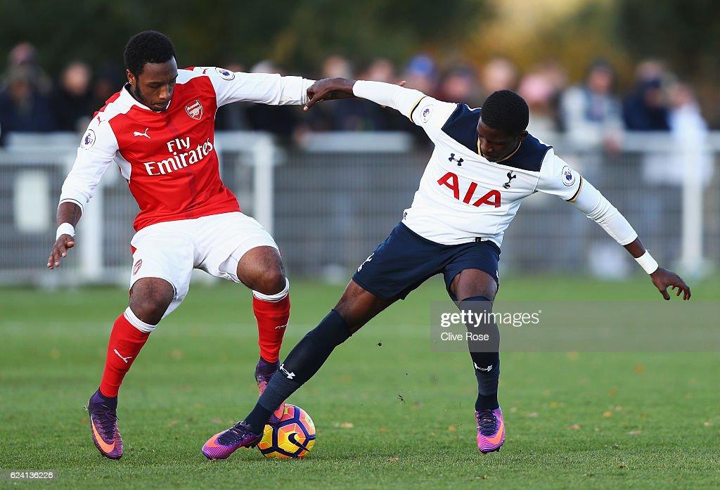 Tottenham Hotspur v Arsenal - Premier League 2 : News Photo