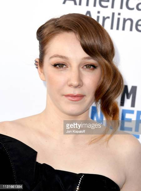 Kayli Carter attends the 2019 Film Independent Spirit Awards on February 23 2019 in Santa Monica California