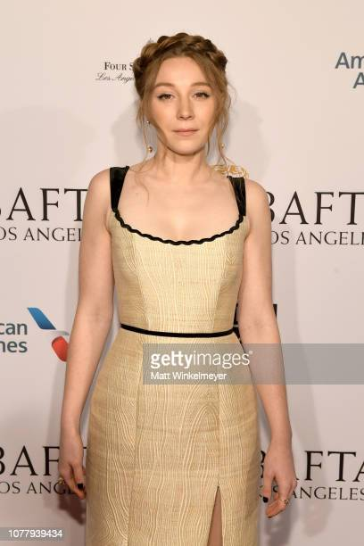 Kayli Carter attends The BAFTA Los Angeles Tea Party at Four Seasons Hotel Los Angeles at Beverly Hills on January 5 2019 in Los Angeles California