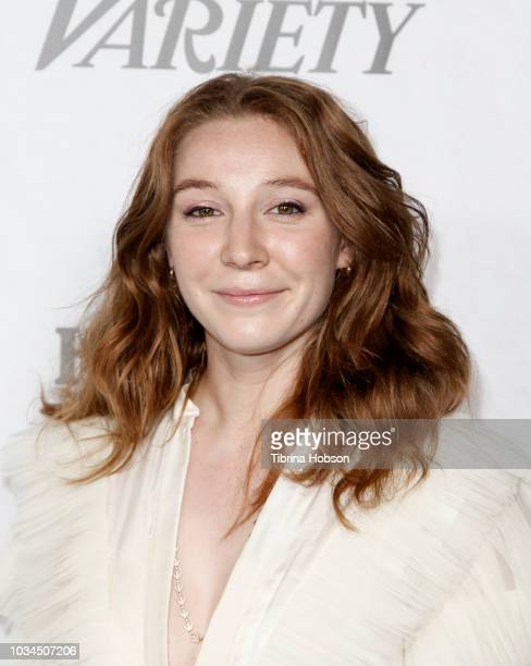 Kayli Carter attends Variety and Women In Film's 2018 PreEmmy Celebration at Cecconi's on September 15 2018 in West Hollywood California