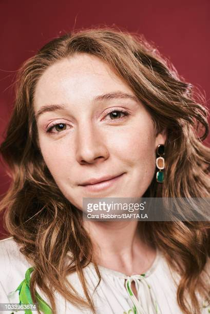 Kayli Carter poses for a portrait at BAFTA Los Angeles BBC America TV Tea Party 2018 on September 15 2018 in Beverly Hills California