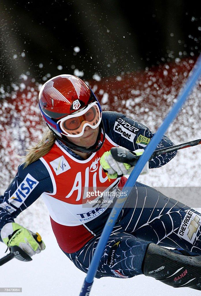 Alpine FIS Ski World Cup - Tarvisio : News Photo