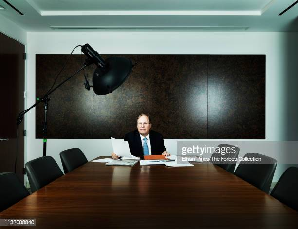 Kayne Anderson Rudnick's Chief Investment Officer Portfolio Manager and member of the Executive Management Committee Doug Foreman is photographed for...