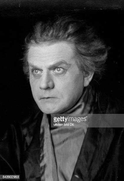 Kayssler Friedrich Actor Writer Composer Germany *07041874 as 'Faust' in the play 'Don Juan and Faust' by Christian Dietrich Grabbe Theater in der...