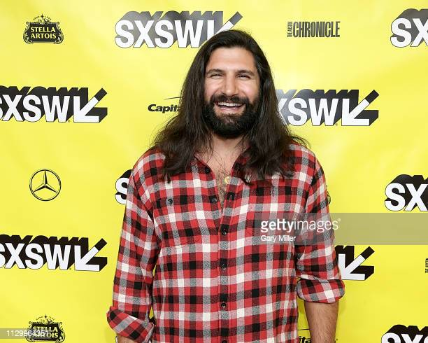 Kayvan Novak attends the premiere of 'The Day Shall Come' during the 2019 SXSW Conference and Festivals at the Paramount Theatre on March 11 2019 in...