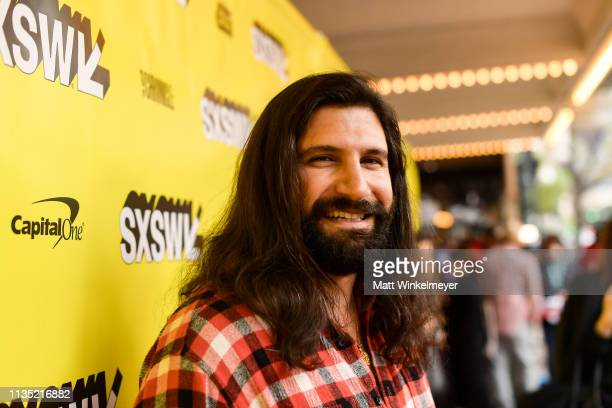 Kayvan Novak attends the The Day Shall Come Premiere 2019 SXSW Conference and Festivals at Paramount Theatre on March 11 2019 in Austin Texas