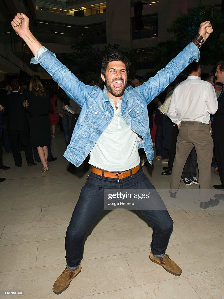 Kayvan Novak attends the The Philips British Academy Television Awards Nominees Party at Coutts Bank on May 5, 2011 in London, England.