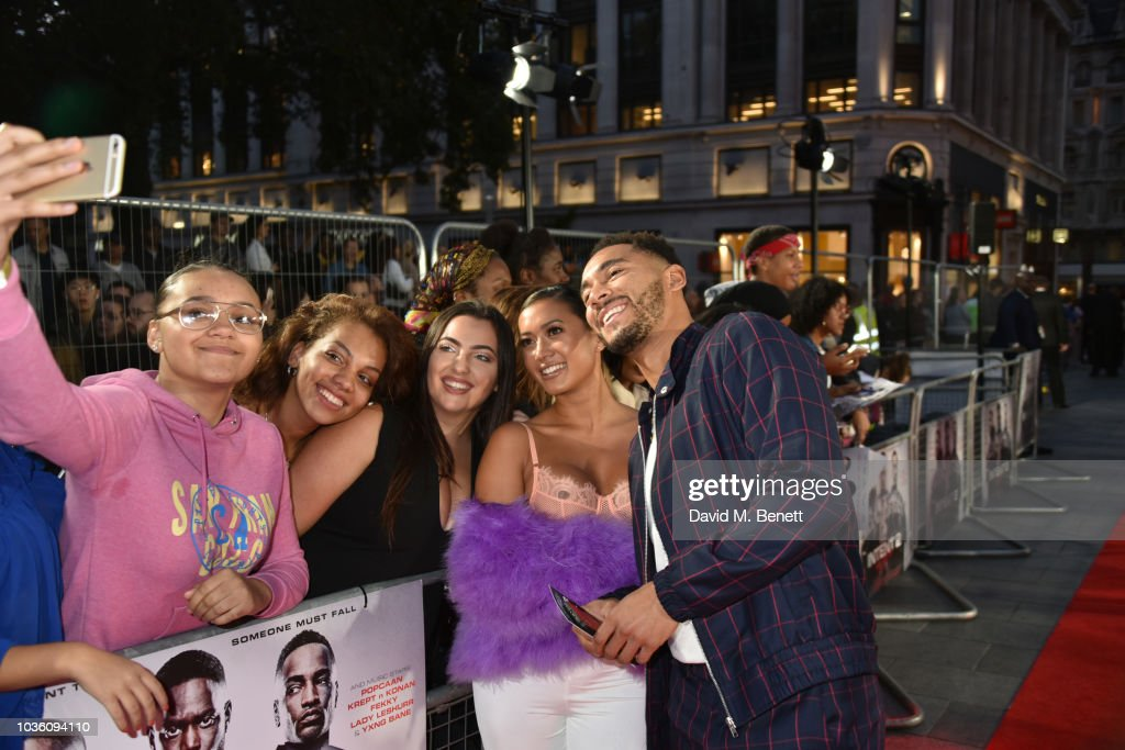 """""""The Intent 2: The Come Up"""" - World Premiere - VIP Arrivals : News Photo"""