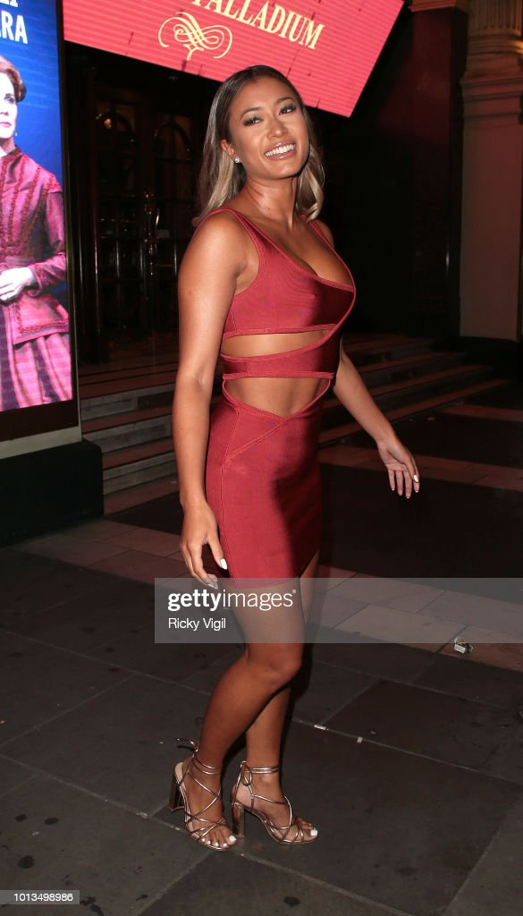 Love Island Welcome Home Party - Arrivals : News Photo