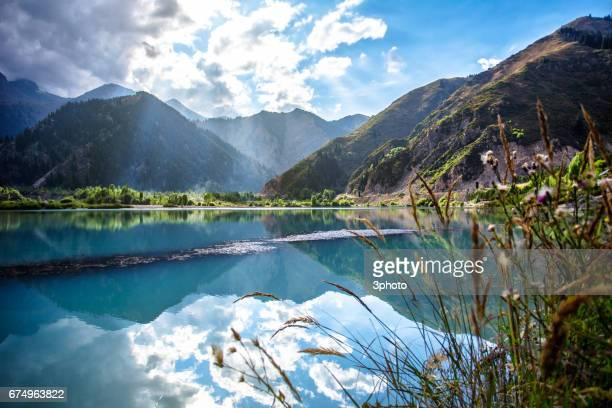 Kazakhstan - Issyk lake region, Almaty city