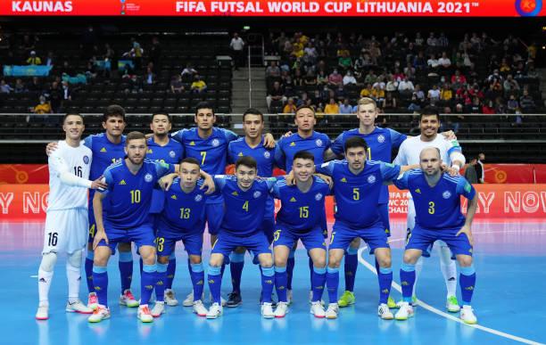 LTU: Lithuania v Kazakhstan: Group A - FIFA Futsal World Cup 2021