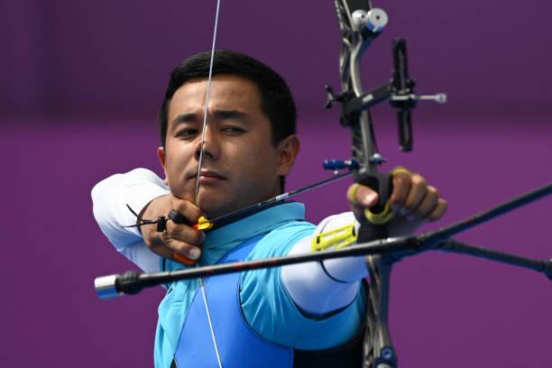 JPN: Archery - Olympics: Day 5