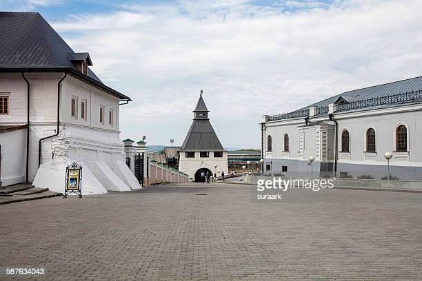 Kazan Kremlin, Kazan, Russia.
