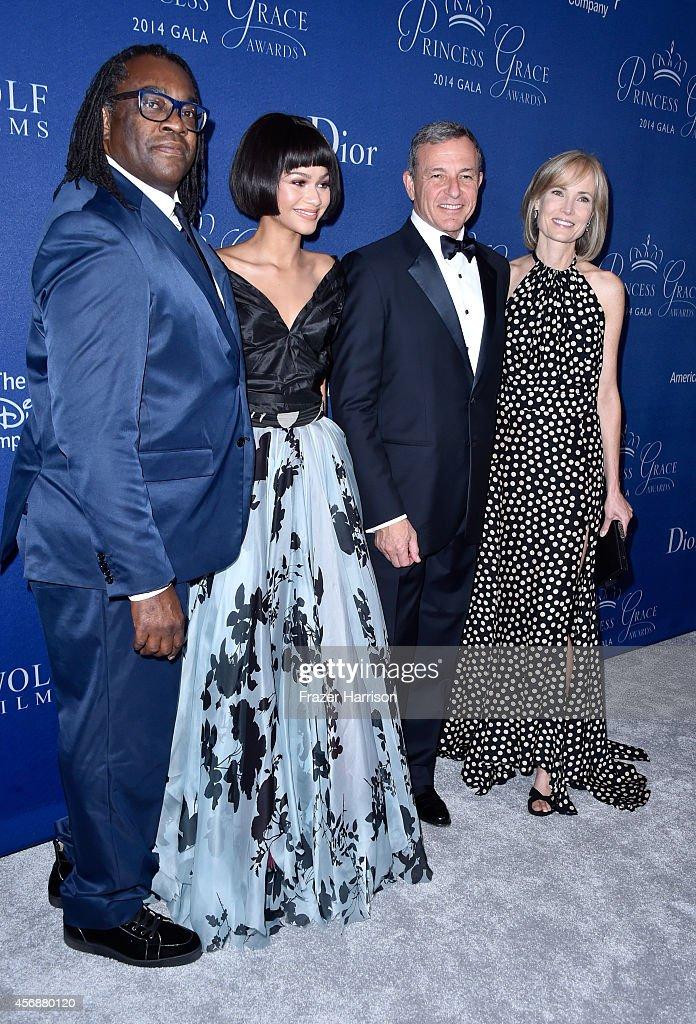 2014 Princess Grace Awards Gala - Arrivals : News Photo