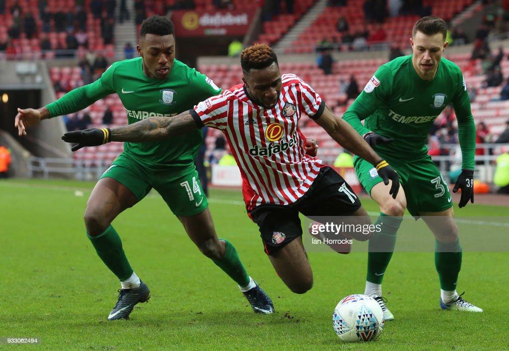 Sunderland v Preston North End - Sky Bet Championship