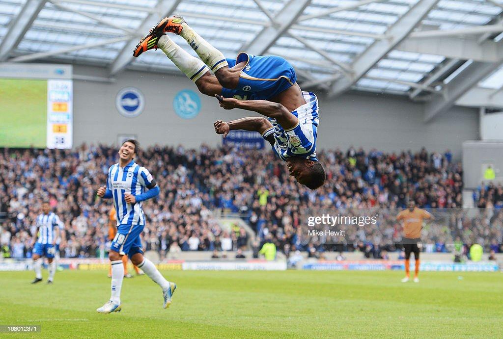 Brighton & Hove Albion v Wolverhampton Wanderers - npower Championship : News Photo