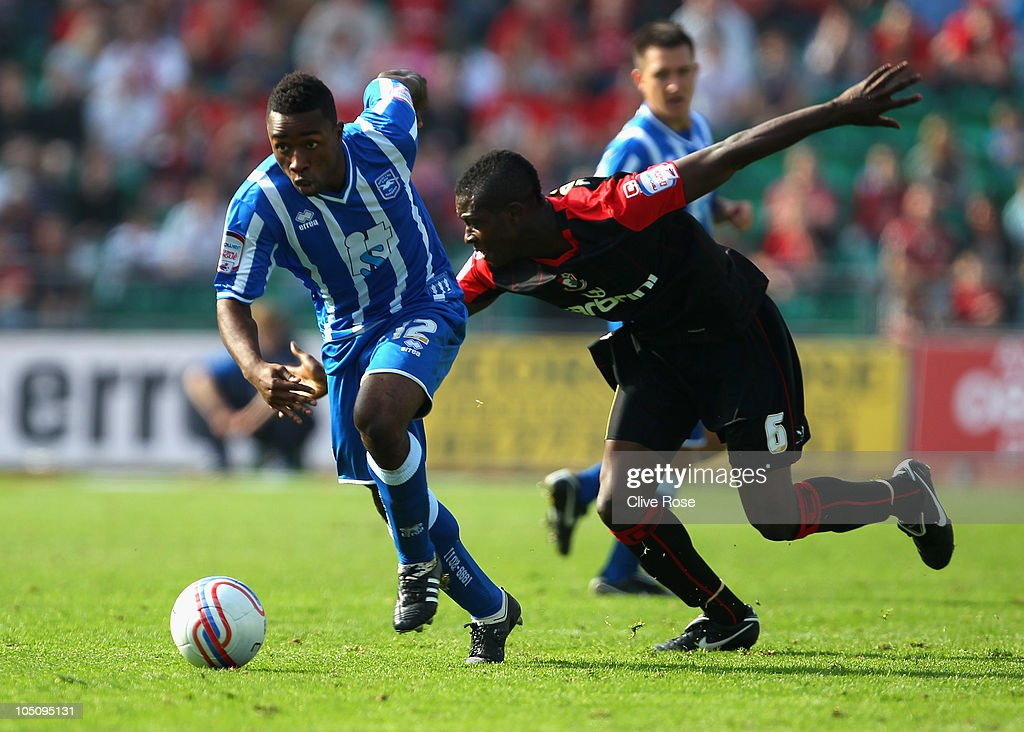 Brighton & Hove Albion v Bournemouth - npower League One