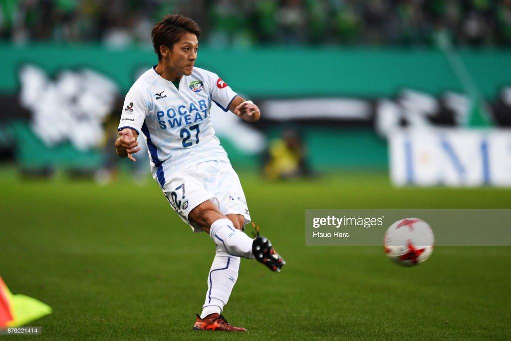 Tokyo Verdy v Tokushima Vortis - J.League J2 : ニュース写真