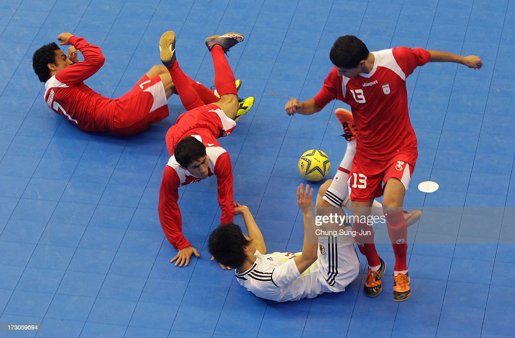4th Asian Indoor & Martial Arts Games: Day 8