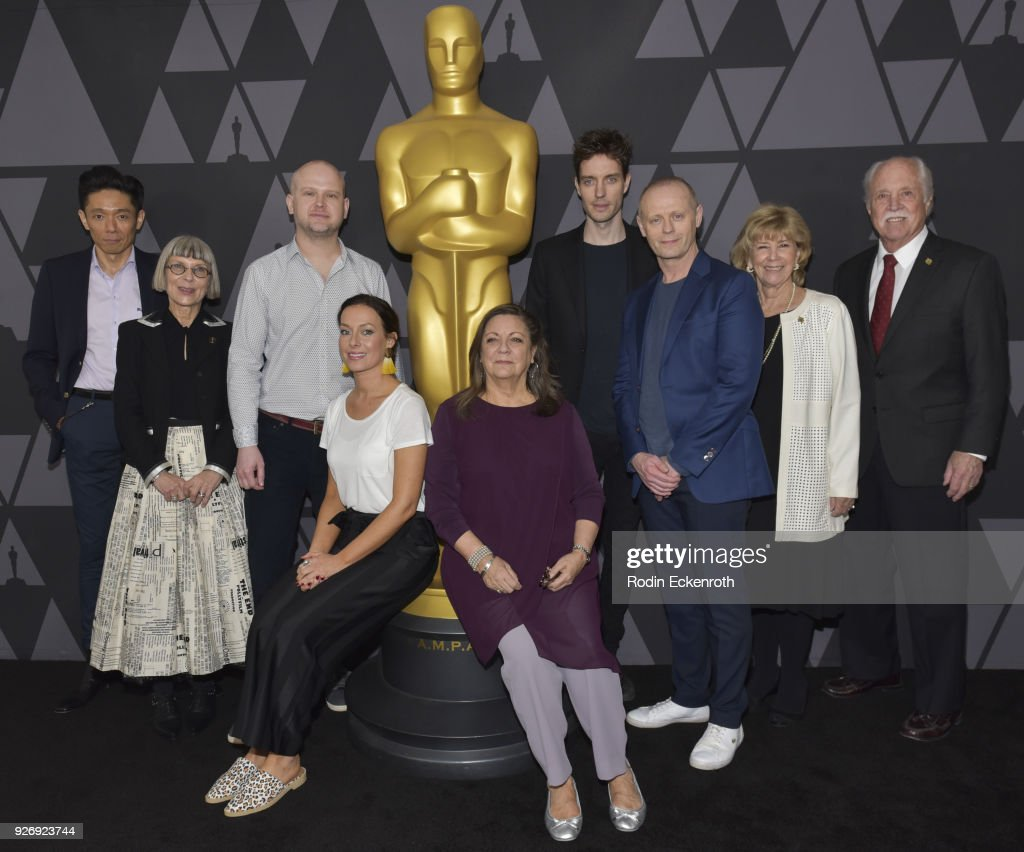 CA: 90th Annual Academy Awards Oscar Week - Makeup And Hairstyling Symposium