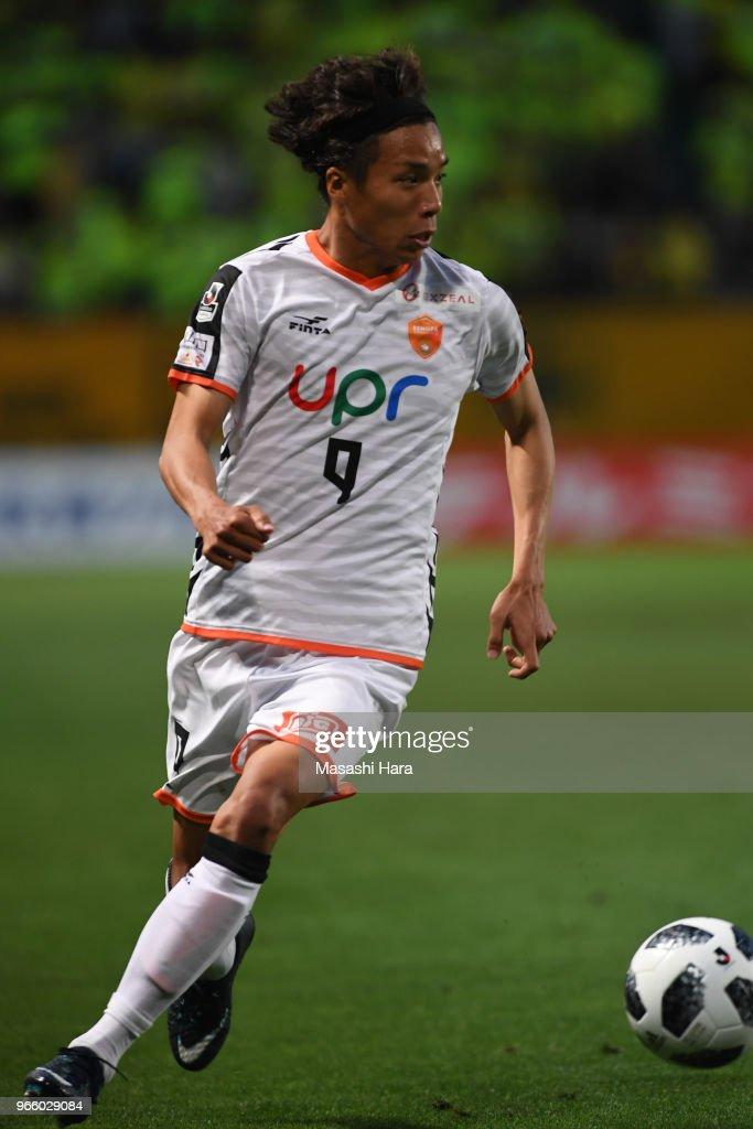 JEF United Chiba v Renofa Yamaguchi - J.League J2