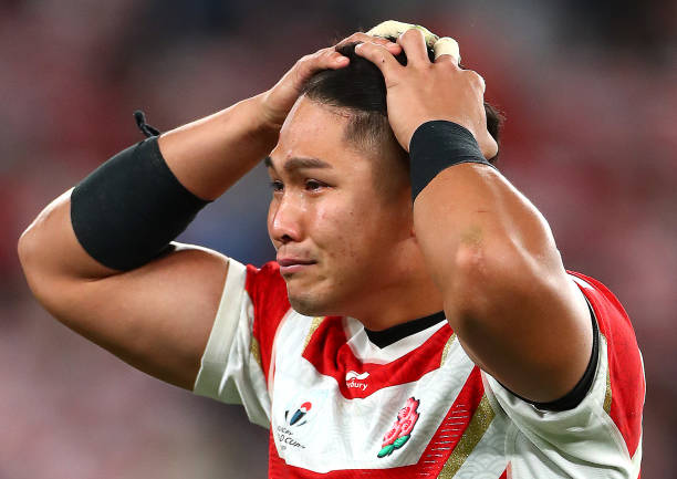 JPN: Japan v South Africa - Rugby World Cup 2019: Quarter Final