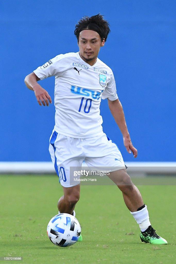 YSCC Yokohama v Azul Claro Numazu - J.League Meiji Yasuda J3 : ニュース写真