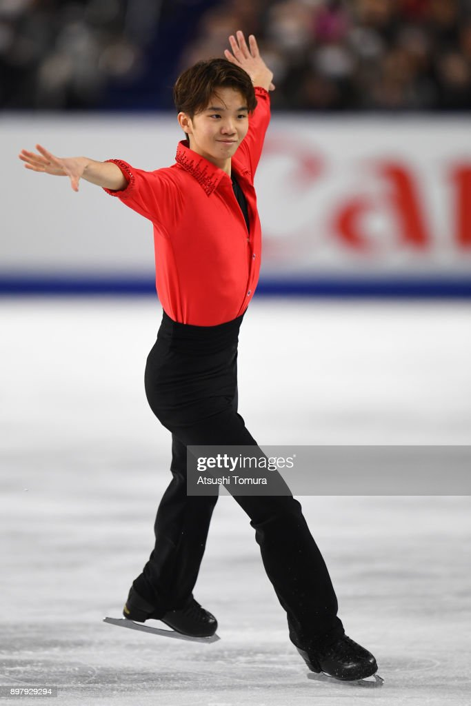 86th All Japan Figure Skating Championships - Day 4 : ニュース写真