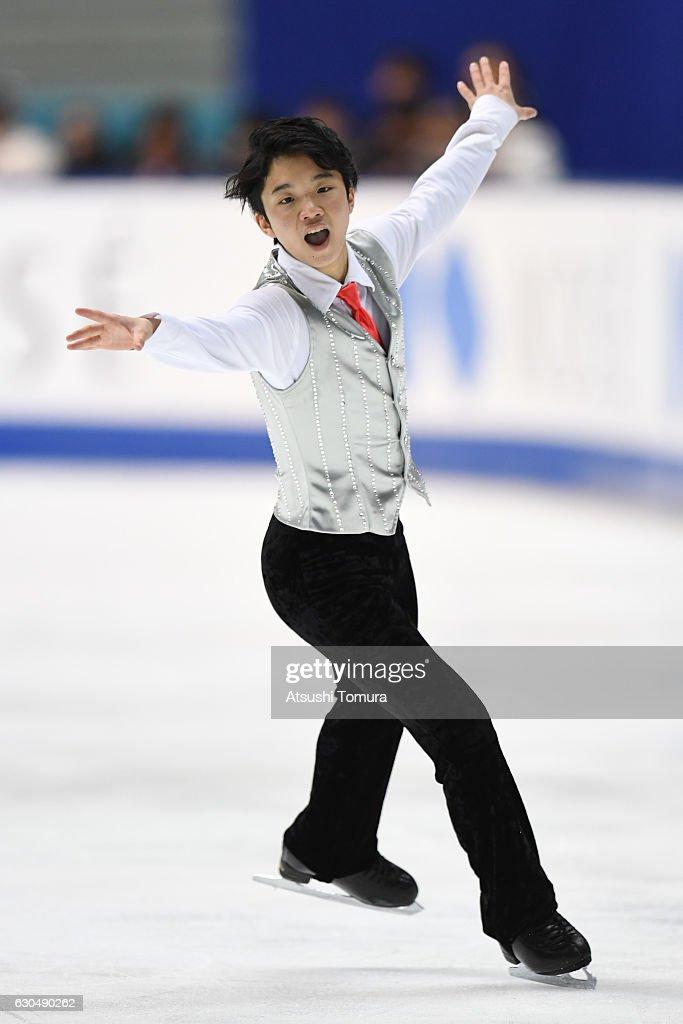 Japan Figure Skating Championships 2016 - Day 2 : ニュース写真