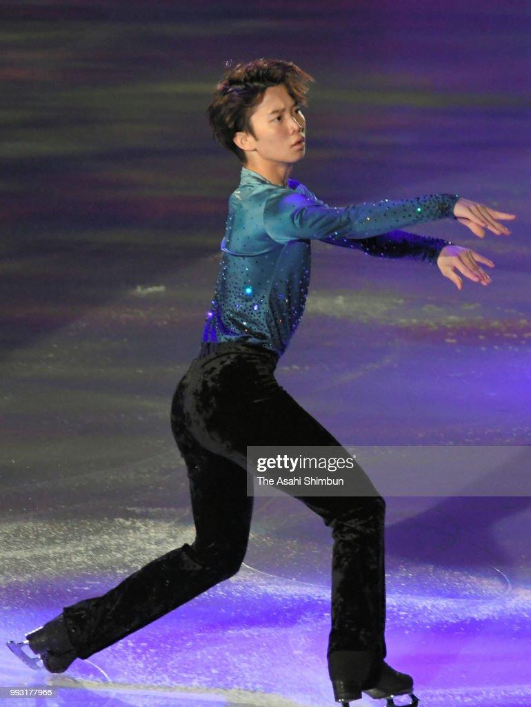 Dream On Ice : ニュース写真