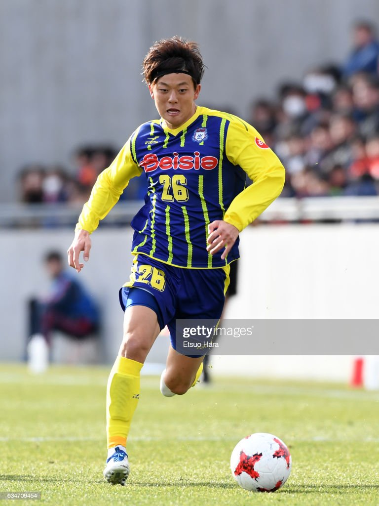Omiya Ardija v Thespa Kusatsu Gunma - Preseason Friendly : ニュース写真