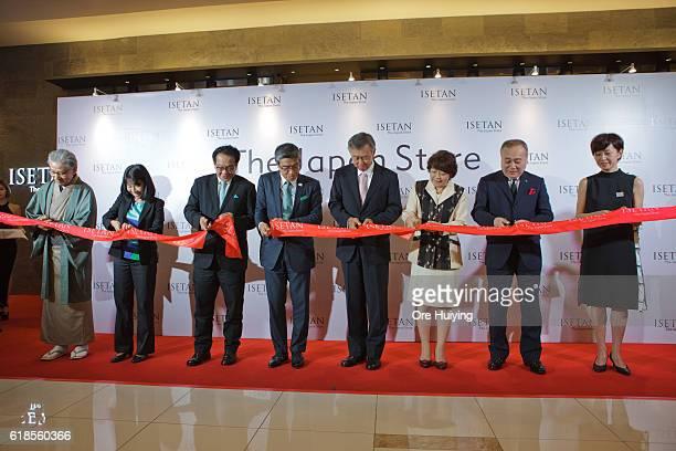 Kazumi Murose, living national treasure of Japan, Atsuko Nishigaki, Director, Ministry of Economy, Trade and Industry/Creatvie Industries Division,...