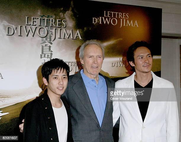 Kazunari Ninomiya Clint Eastwood and Suyoshi Ihara