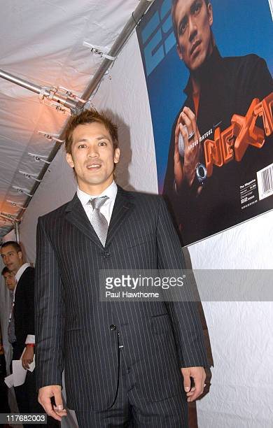 Kazuo Matsui during ESPN The Magazine 'NEXT' Party New York at Capitale in New York City New York United States