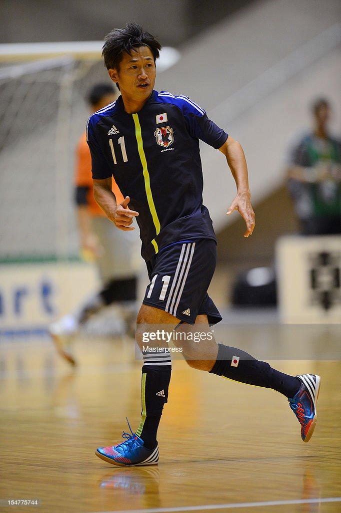 Japan v Brazil - Futsal International Friendly : News Photo