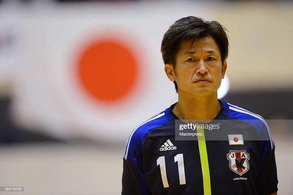 Japan v Brazil - Futsal International Friendly