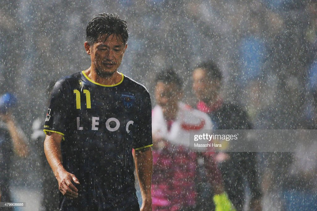 Yokohama FC v Cerezo Osaka - J.League 2 : News Photo