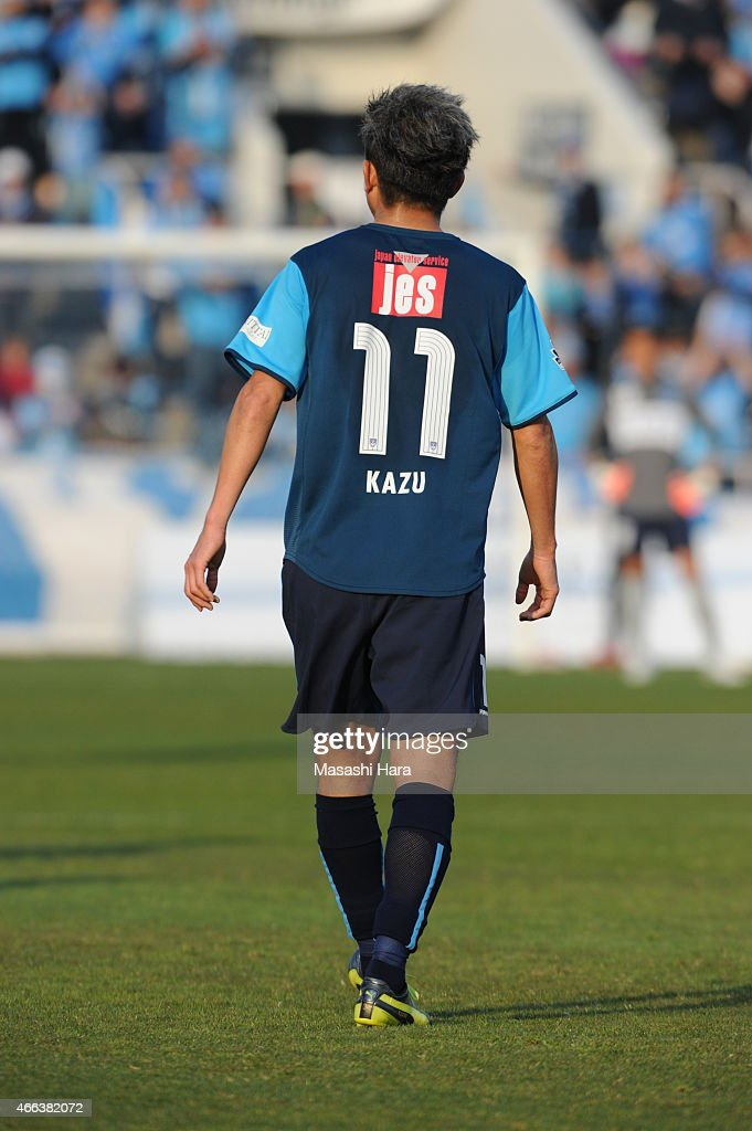 Yokohama FC v Tochigi SC - J.League 2 2015 : News Photo