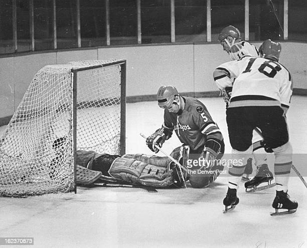DEC 30 1968 Ke Hockey Denver Spurs