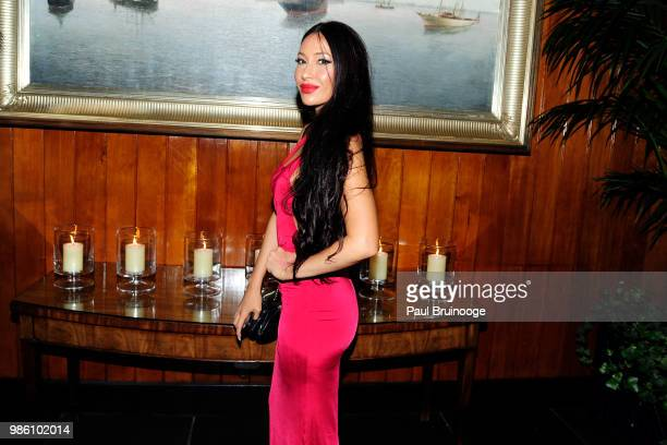 Kea Ho attends The Cinema Society With Synchrony And Avion Host The After Party For Marvel Studios' AntMan And The Wasp at The Water Club Restaurant...