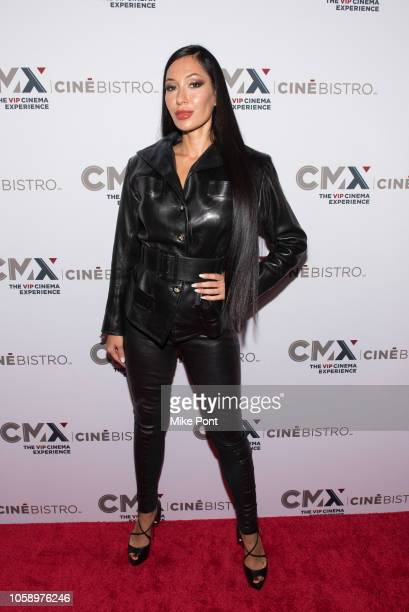 "Kea Ho attends the opening of CMX CineBistro with special screenings of ""BlacKkKlansman,"" ""City Lights,"" & ""Pretty Baby"" at CMX CineBistro on..."