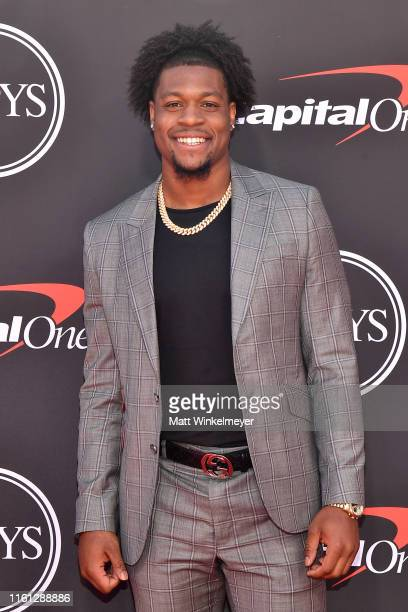 Keal Harry attends The 2019 ESPYs at Microsoft Theater on July 10 2019 in Los Angeles California