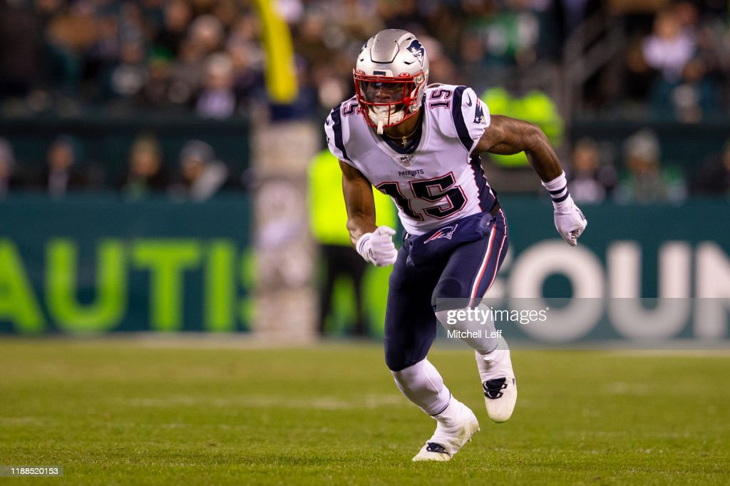 New England Patriots v Philadelphia Eagles : News Photo