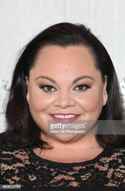 Keala Settle attends Build Series to discuss 'The Greatest Showman' at Build Studio on December 11 2017 in New York City