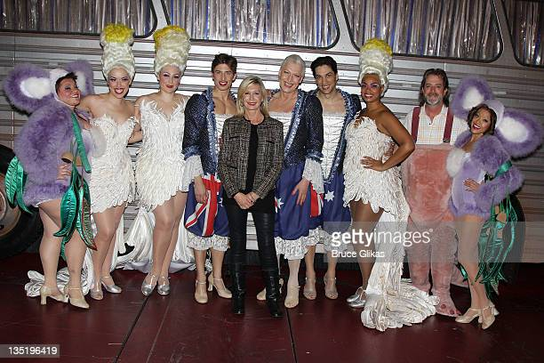 Keala Settle, Lisa Howard, Ellyn Marie Marsh, Nick Adams, Olivia Newton-John, Tony Sheldon, Will Swenson, Jacqueline B. Arnold, C. David Johnson and...